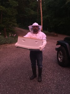 Bringing home the nucs