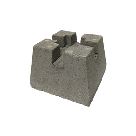 Concrete Deck Block